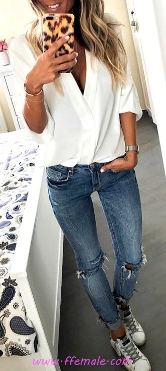 Glamour and simple outfit idea - thecollection, fancy, stylish