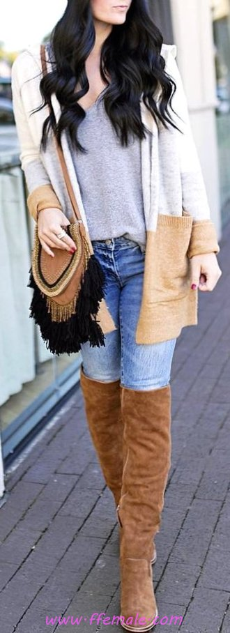 Graceful And Handsome Autumn Wardrobe - sweet, female, getthelook