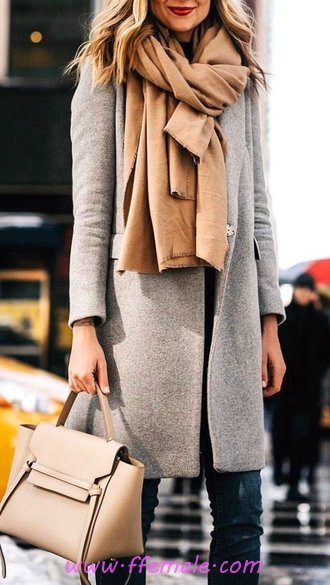 Graceful And Lovely Outfit Idea - attractive, street, female, graceful
