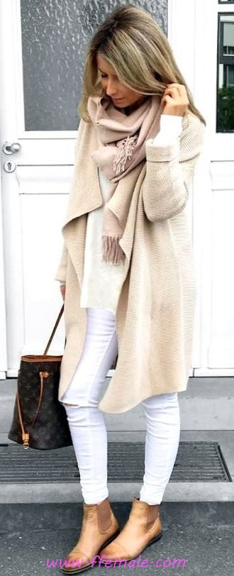 Graceful And Pretty Fall Wardrobe - cute, stylish, adorable, outfits