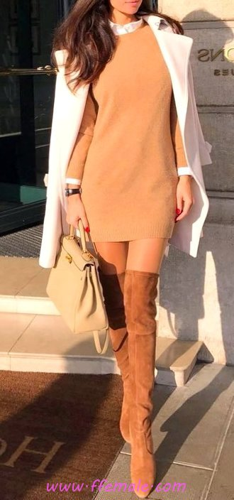 Graceful And Simple Outfit Idea - elegance, cute, lifestyle, sweet