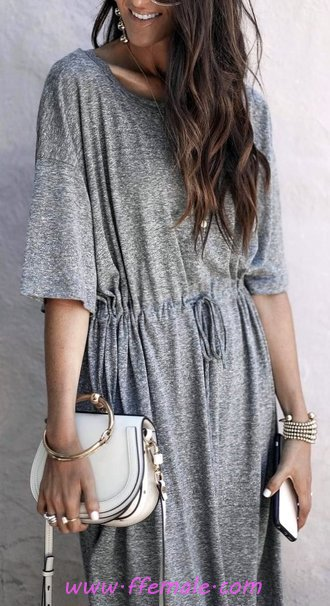 Graceful And Trendy Fall Outfit Idea - street, adorable, clothes, dressy