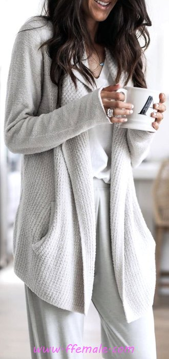 Graceful And Wonderful Fall Look - ideas, thecollection, cute, women