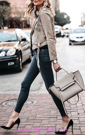 Graceful & Handsome Autumn Look - female, cute, sweet, attractive