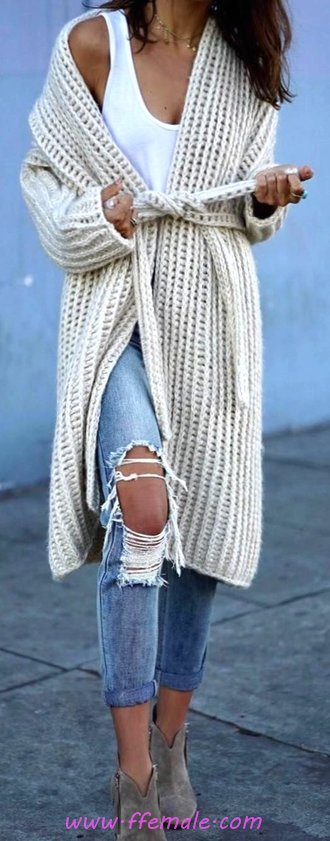 Graceful & Relaxed Fall Inspiration Idea - modern, female, outfits