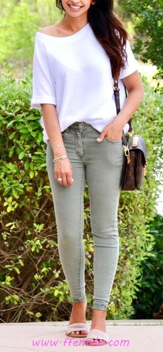 Graceful and cute look - attractive, popular, clothes, flashy