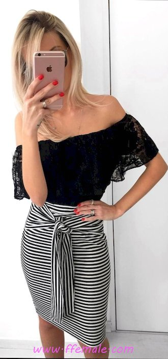 Graceful and trendy look - model, thecollection, charming, cute