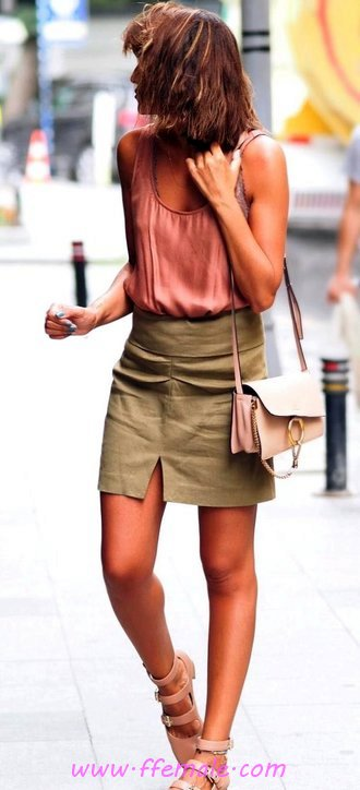 Graceful and wonderful outfit idea - dressy, clothes, attractive, street