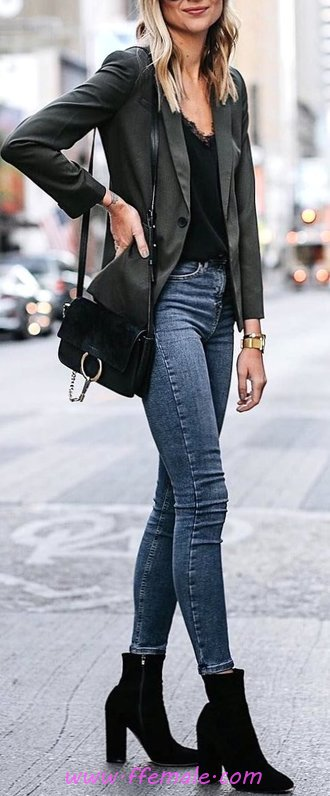 Handsome And Comfortable Fall - charming, women, getthelook, street
