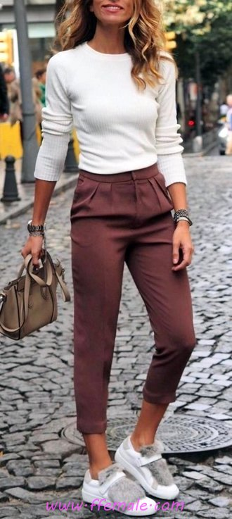 Handsome And Glamour Autumn Look Getthelook Female Lifestyle Sweet