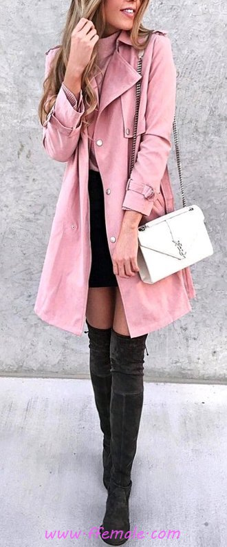 Hot And So Adorable Autumn Look - female, popular, fancy