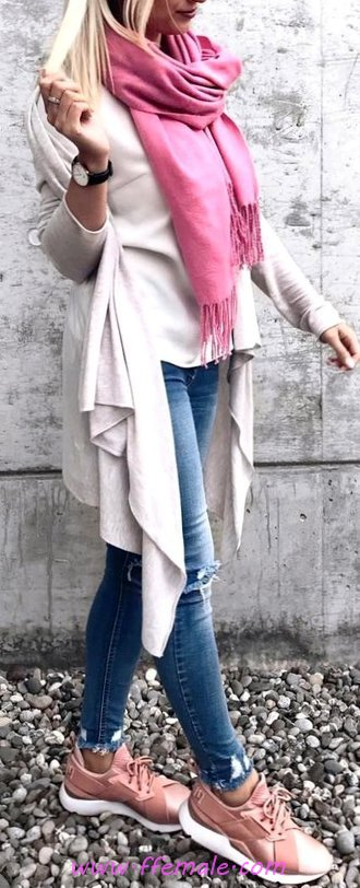 Hot And So Awesome Autumn Outfit Idea - modern, street, attractive, model