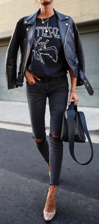 Hot And So Classic Inspiration Idea - photoshoot, clothing, leather, charming, fancy