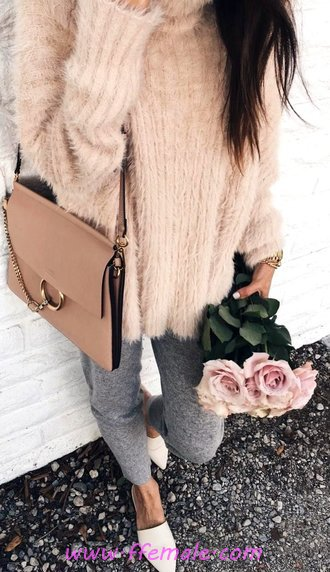 Hot Outfit Idea - style, graceful, adorable, outerwear