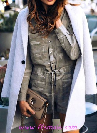 Lovely And Attractive Autumn Look - street, inspiration, female, cute