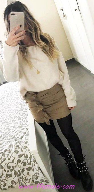 Lovely And So Elegant Fall Inspiration Idea - outfits, getthelook, fashionmodel