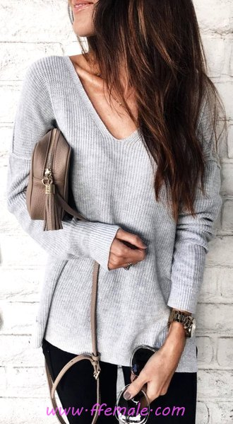 Lovely & Furnished Autumn Look - outerwear, clothes, cute