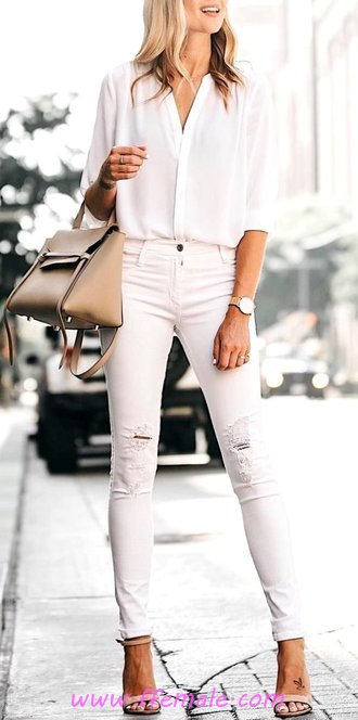 Lovely Outfit Idea - graceful, posing, lifestyle, elegance