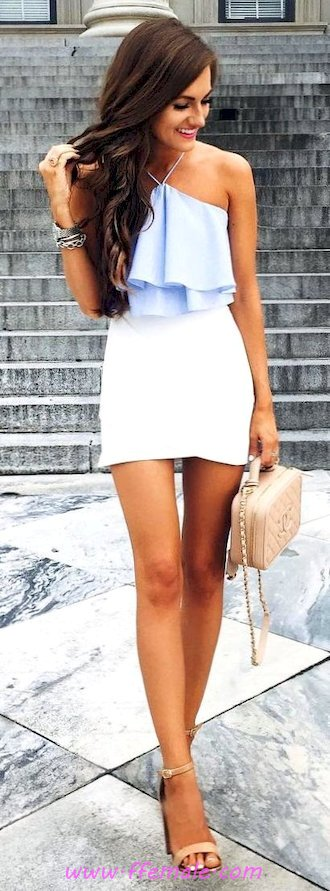 My adorable and top outfit idea - dressy, sweet, fashionmodel