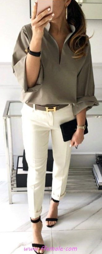 Outfit-Ideas-Top furnished and hot look - ideas, outfits, summer