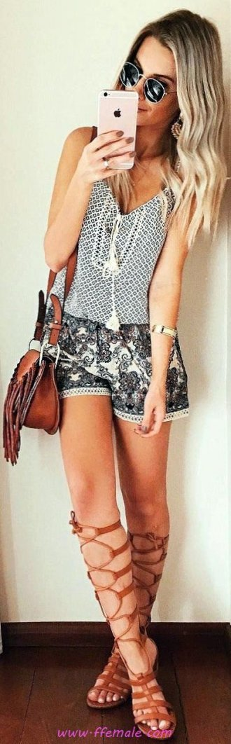 Outfit-Ideas-Top graceful and top inspiration idea - ideas, outfits, summer