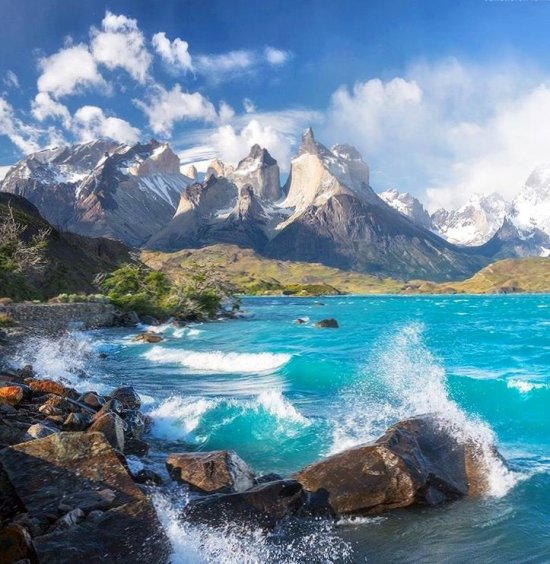 Patagonia - great, travel, planet, place, destinations