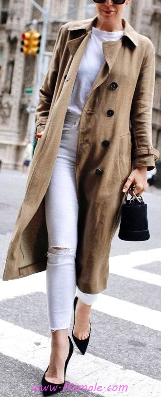 Perfect And Comfortable Autumn Look - flashy, cool, trendsetter, street
