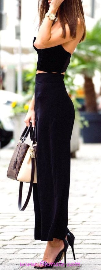 Perfect And So Adorable Fall Outfit Idea - women, posing, fancy, attractive