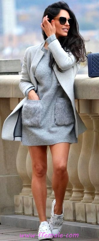 Perfect And So Elegant - modern, posing, clothing, lifestyle