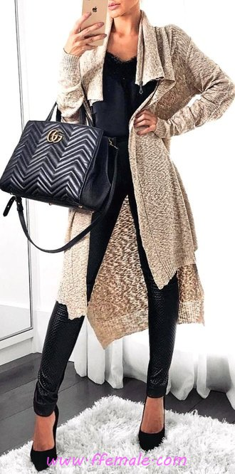 Pretty And Fashionable Fall Wardrobe - outfits, fancy, model