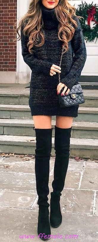 Pretty And So Classic Fall Inspiration Idea - dressy, street, fashionmodel
