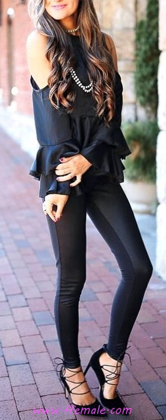 Pretty Outfit Idea - graceful, cool, clothing, thecollection