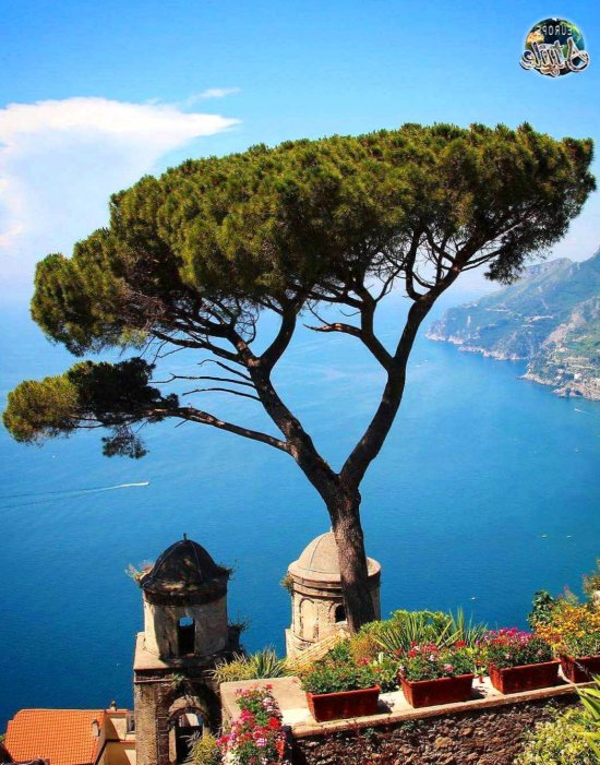 Ravello Italia - destinations, topplaces, planet, visit, fantastic, europe