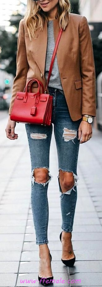 Relaxed And Elegant Autumn - outfits, style, graceful