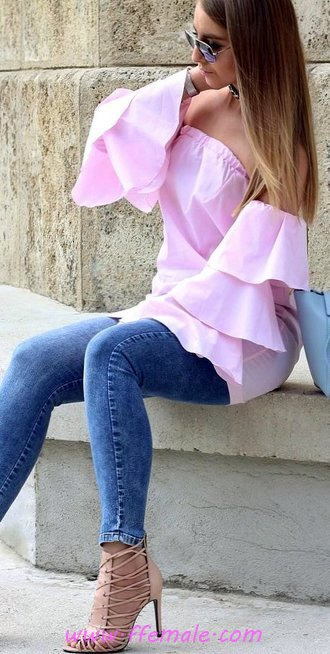 Relaxed And So Adorable Autumn Look - elegance, flashy, sweet, adorable