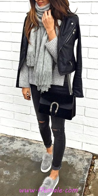 Relaxed Look - dressy, charming, fashionista, street