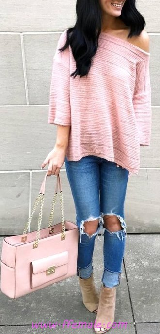 Simple And Adorable Fall Look - outfits, fashionable, flashy, charming