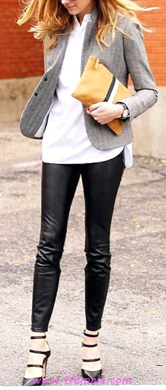 Simple And Attractive Autumn Inspiration Idea - posing, fashionable, cute, attractive
