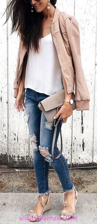Simple And Awesome Fall Look - charming, elegant, dressy, outfits