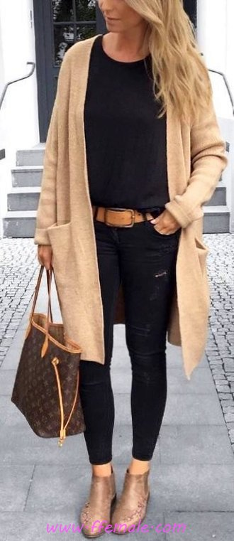 Simple And Comfortable Fall Outfit Idea - popular, getthelook, female