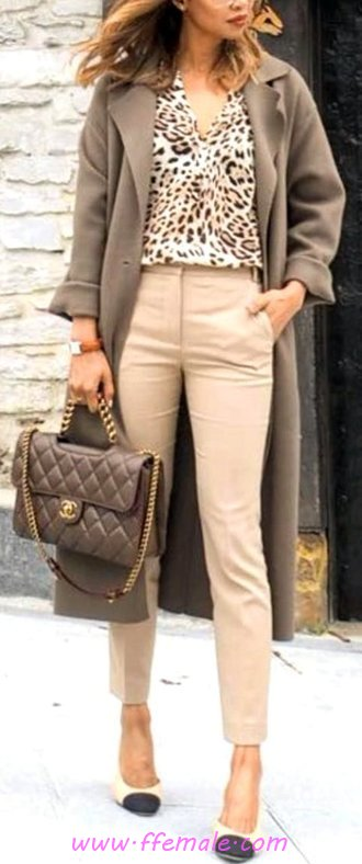 Simple And Elegant Autumn Outfit Idea - thecollection, flashy, fashionmodel, charming