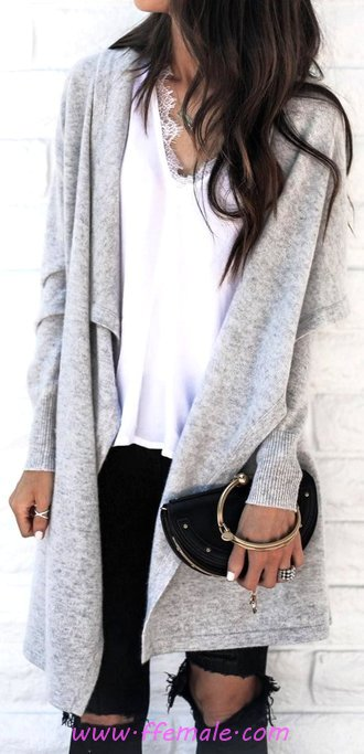 Super & Comfortable Fall Outfit Idea - fashionmodel, thecollection, ideas, cute