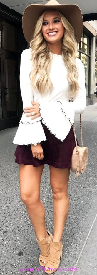 Top And So Awesome Fall Inspiration Idea - sweet, modern, charming, clothing