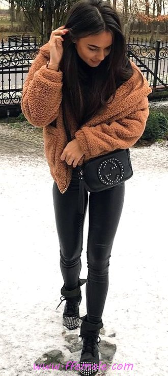 Top & Furnished Outfit Idea - street, trendy, graceful