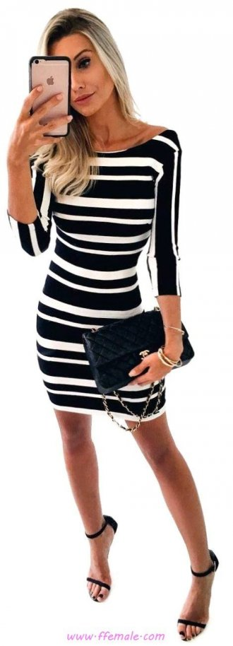 Top furnished and trendy outfit idea - posing, handbag