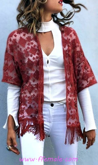 Trendy And So Fashionable Autumn Outfit Idea - clothing, flashy, outerwear