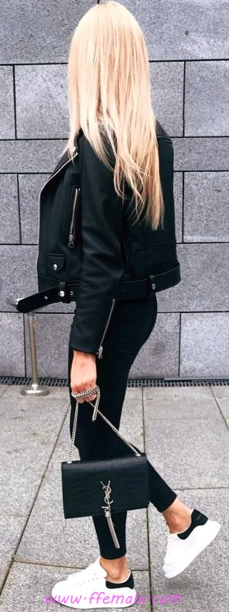 Trendy & Awesome Autumn Wardrobe - posing, fashionista, graceful, attractive