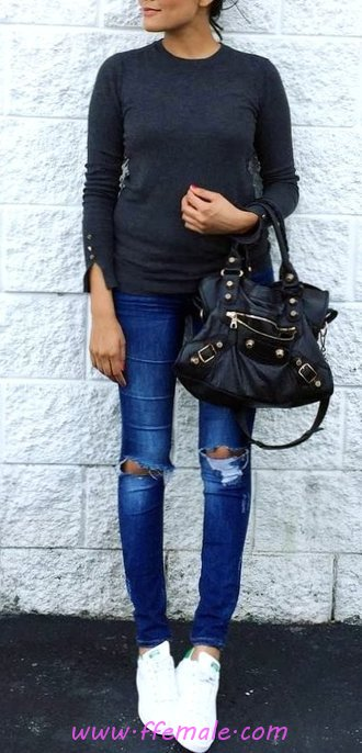 Trendy Look - elegant, outerwear, cute