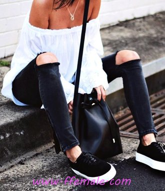 Trendy Outfit Idea - elegance, charming, modern, sweet