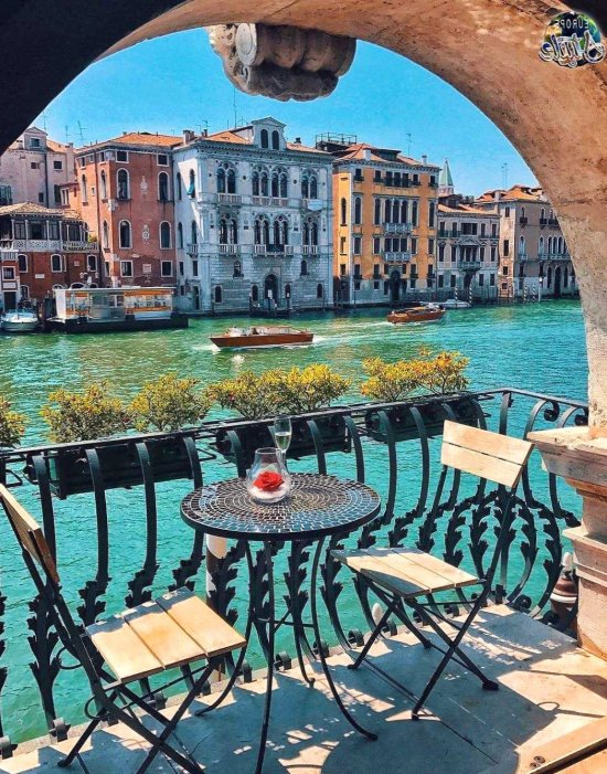 Venezia Italia - place, visit, vacation, planet, great, europe